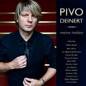 MEINE HELDEN • CD im Digipack mit Booklet
