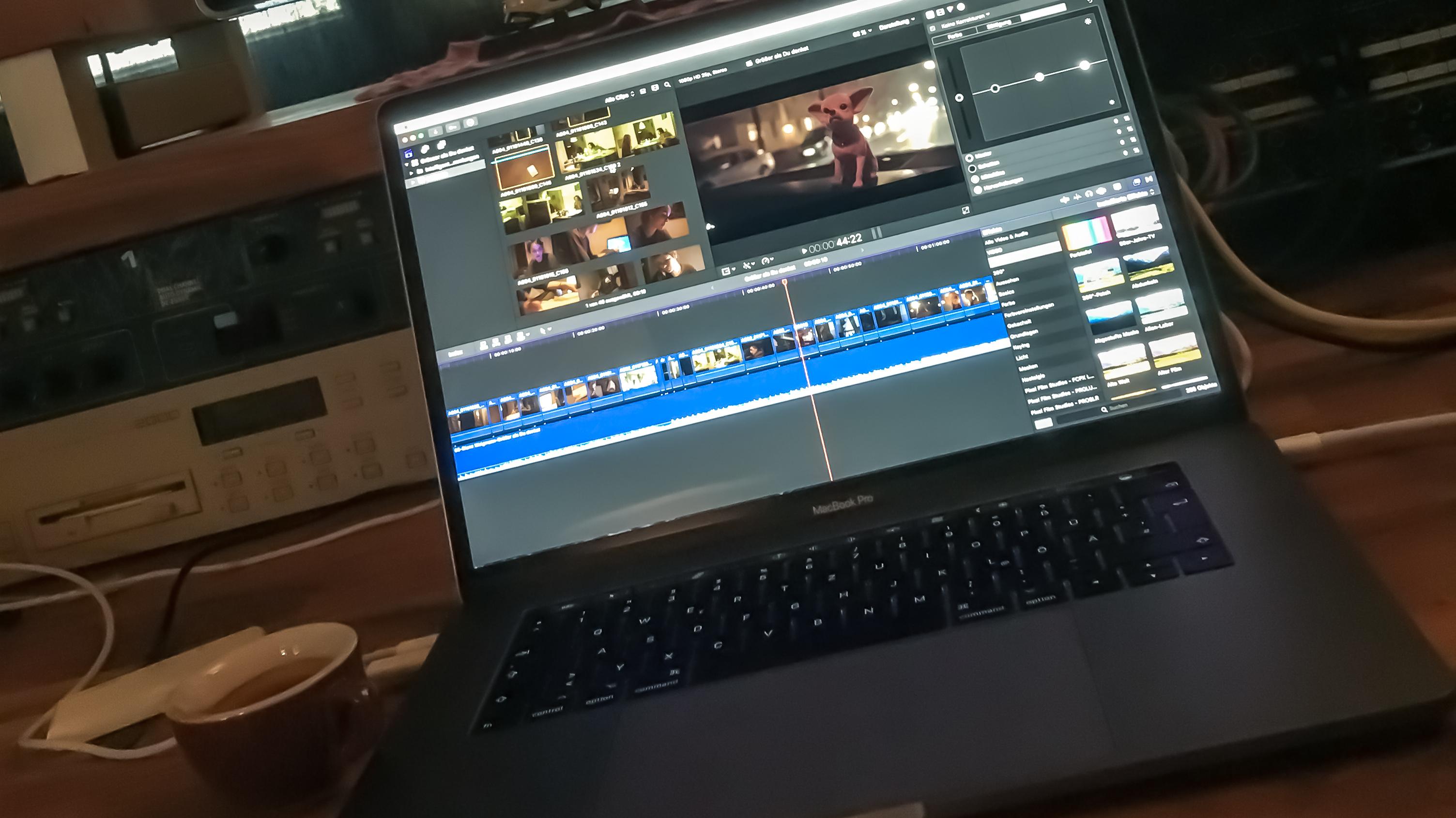 Videoschnitt für DIANE WEIGMANN