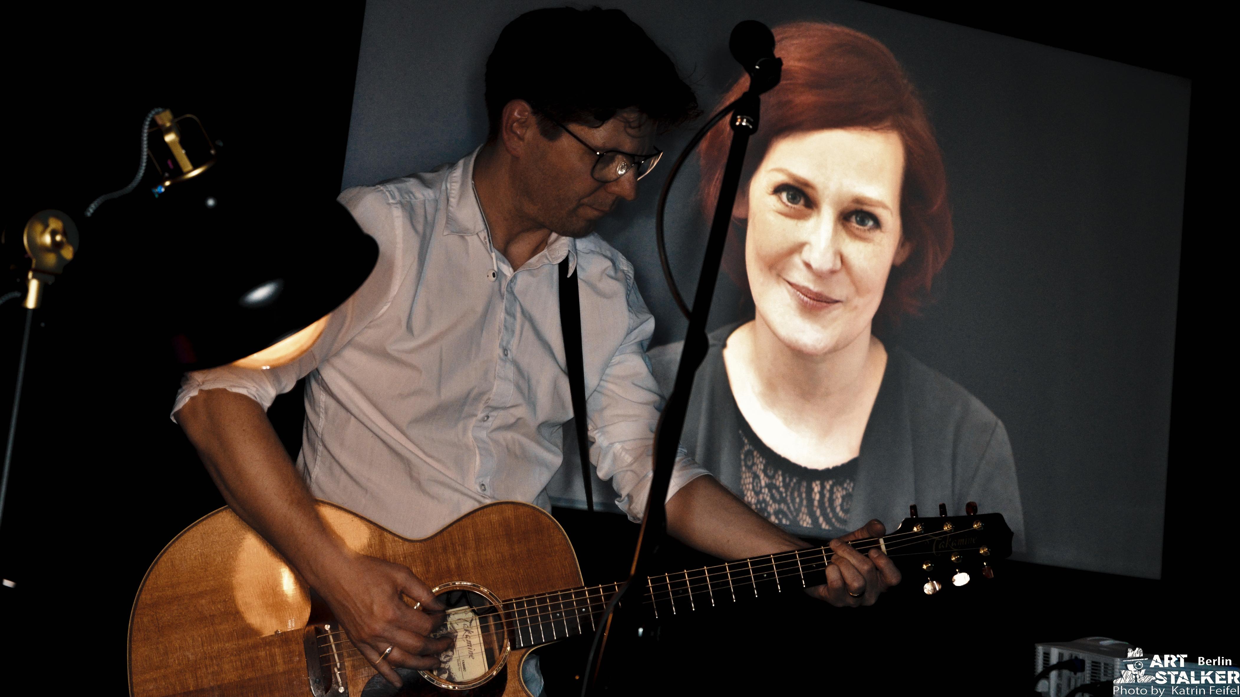 Mit Diane auf der Bühne (Teil 1)